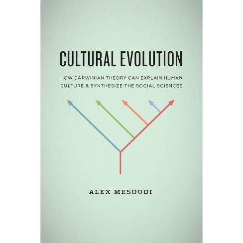 Cultural Evolution - by  Alex Mesoudi (Paperback) - image 1 of 1