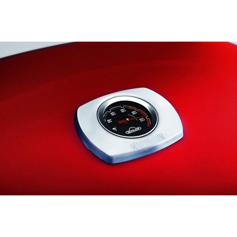 Napoleon Products Napoleon Travelq 285 Compact Durable Easy Portable Gas Grill With Griddle, Red - image 1 of 6