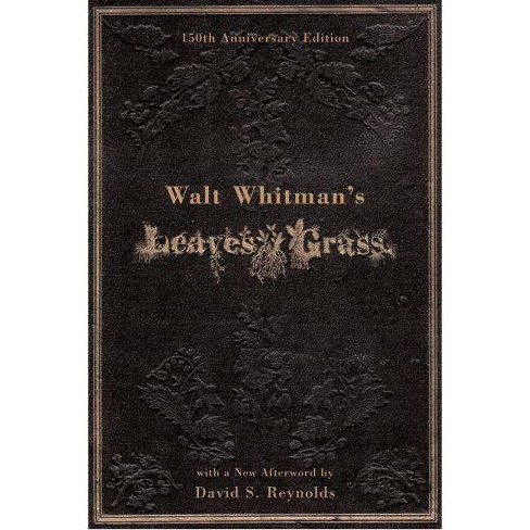 Walt Whitman's Leaves of Grass - 150 Edition (Hardcover) - image 1 of 1