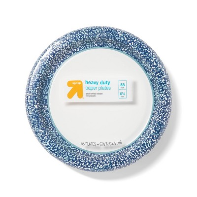 """Sprouts Paper Plate 7"""" - 58ct - up & up™"""