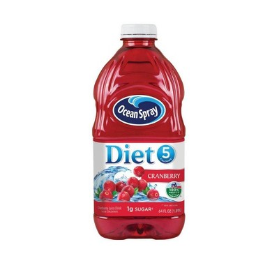 Fruit Juice: Ocean Spray Diet
