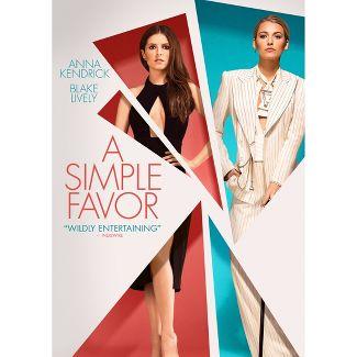 A Simple Favor (DVD)