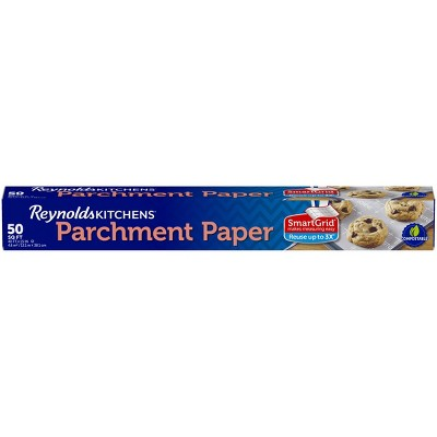Reynolds Kitchens Unbleached Parchment Paper 45 Square Foot Roll