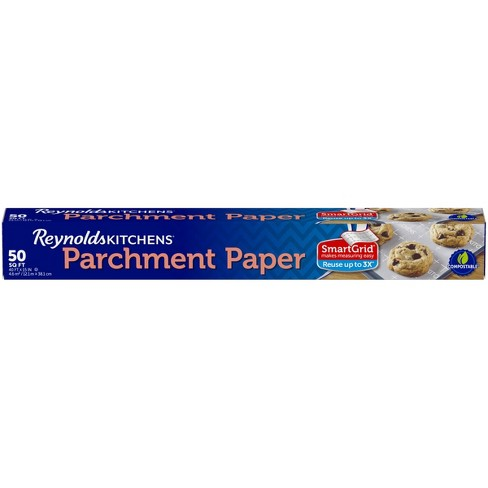 Reynolds Kitchens Non-Stick Parchment Paper - 50 sq ft - image 1 of 4