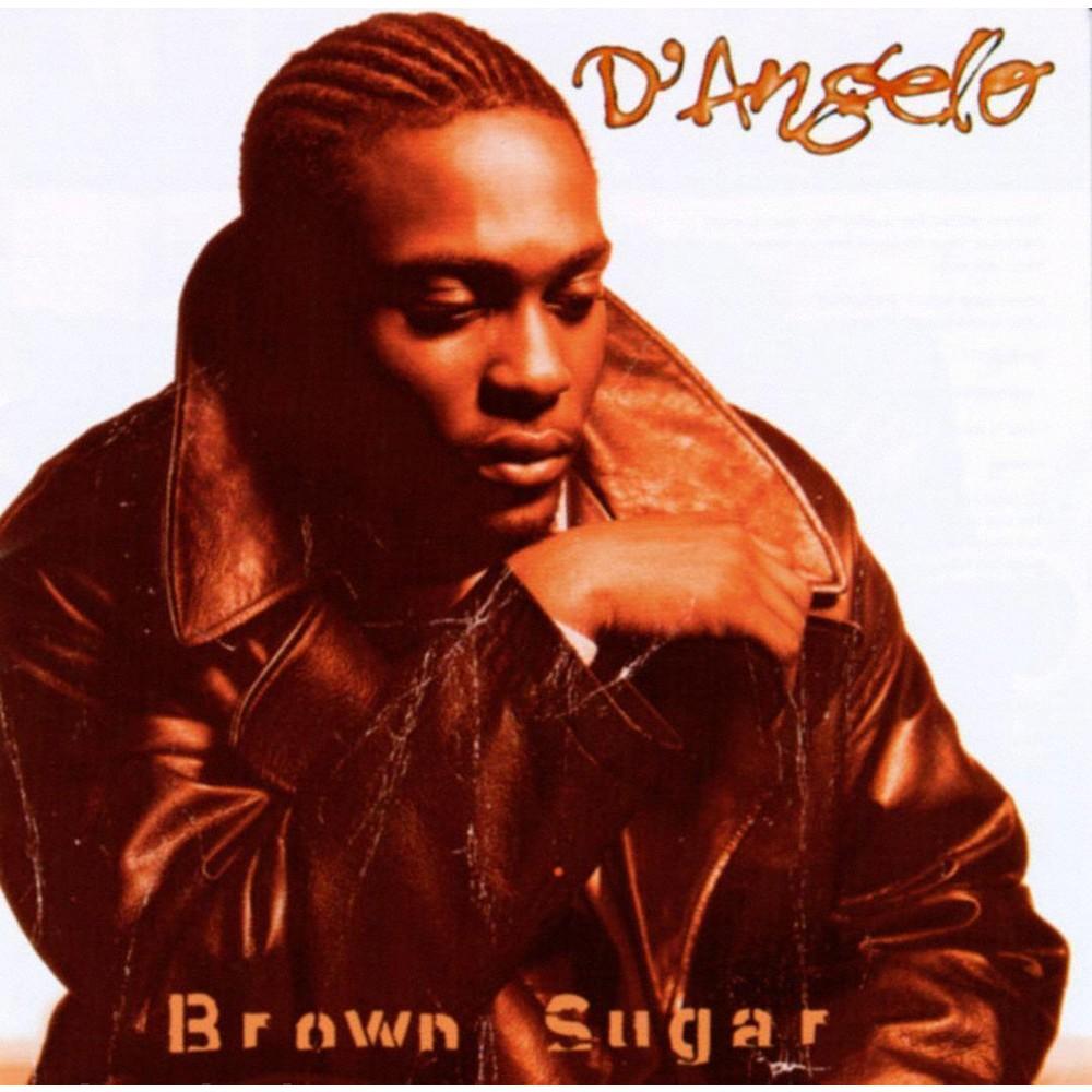 D Angelo Brown Sugar Explicit Lyrics Cd