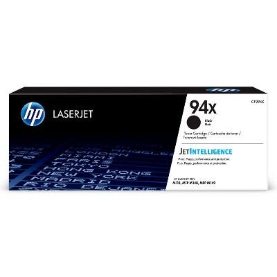 HP Inc. HP 94X, (CF294X) High-Yield Black Original LaserJet Toner Cartridge