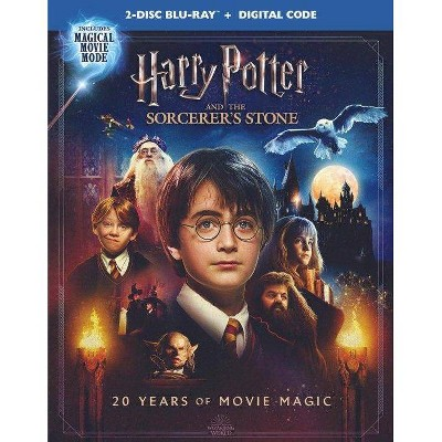 Harry Potter and the Sorcerer's Stone: Magical Movie Mode