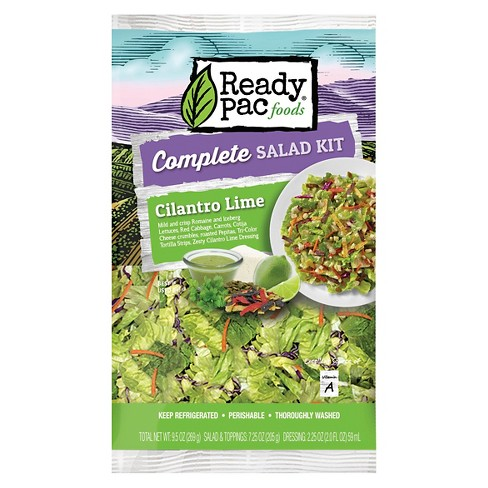 Ready Pac Foods Cilantro Lime Salad Kit - 9.5oz - image 1 of 1
