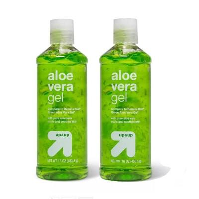 Aloe Vera Gel - Green - 16oz/2pc - up & up™