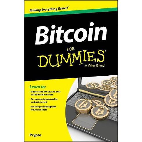 bitcoin for dummies buona moglie valore del tappo del mercato bitcoin