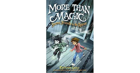 More Than Magic (Hardcover) (Kathryn Lasky) - image 1 of 1