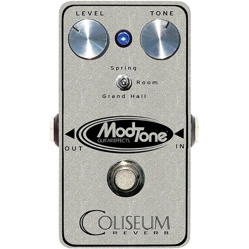 Modtone Coliseum Reverb Effects Pedal - image 1 of 1