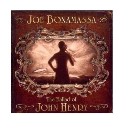 Joe Bonamassa - Ballad of John Henry (CD) - image 1 of 1
