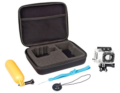 Bower Xtreme Action Series Camcorder Accessory Kit Water Sports Bundle for GoPro - Black (XAS-WSB1) - image 1 of 1