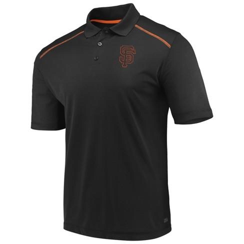 MLB San Francisco Giants Men's Fan Engagement Polo Shirt - image 1 of 3