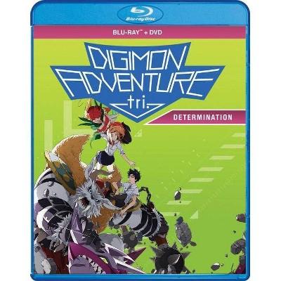 Digimon Adventure Tri: Determination (Blu-ray)(2017)