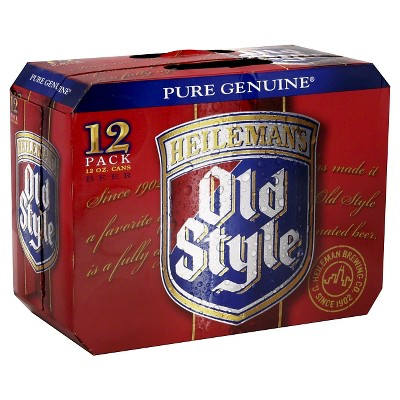 Heileman's Old Style Beer - 12pk/12 fl oz Cans