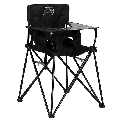 Ciao Baby Portable High Chair - Black