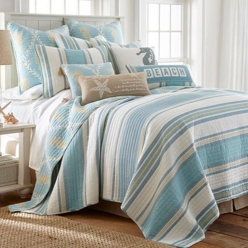 Kailua Quilt And Pillow Sham Set Levtex Home Target