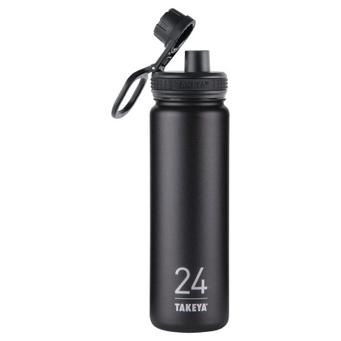 83d635ed186 Takeya Originals 24oz Insulated Stainless Steel Water Bottle With Spout Lid    Target