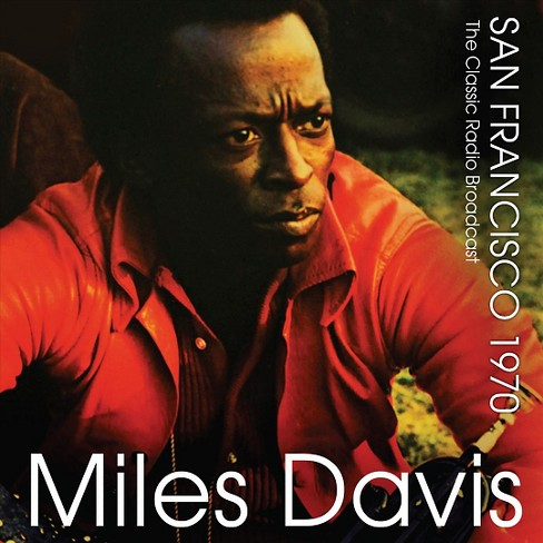 Miles davis - San francisco 1970 (CD) - image 1 of 1