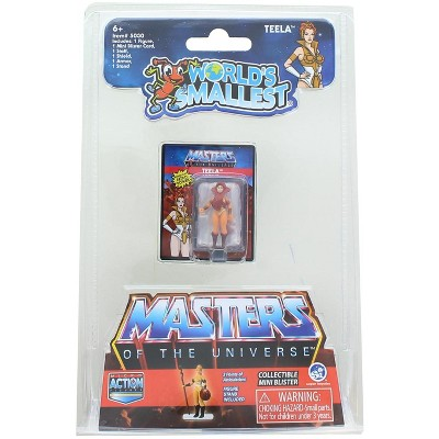Super Impulse Masters of the Universe World's Smallest Micro Action Figure | Teela