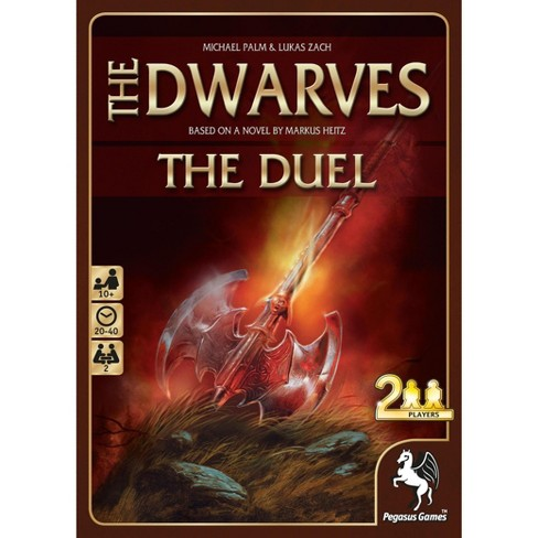 Dwarves, The - The Duel Board Game - image 1 of 1