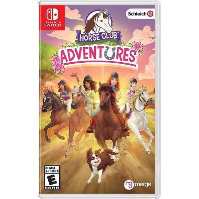 Horse Club Adventures - Nintendo Switch