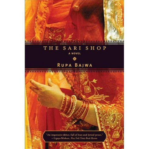 The Sari Shop - by  Rupa Bajwa (Paperback) - image 1 of 1
