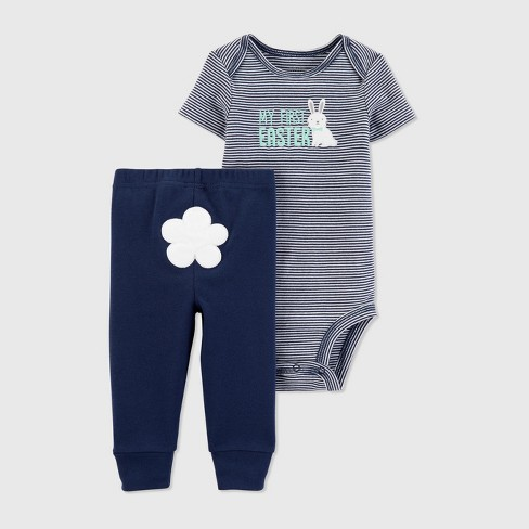 f5068c2727ba Baby Boys  My First Easter Set - Just One You® Made By Carter s Navy ...
