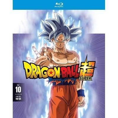 Dragon Ball Super: Part Ten (Blu-ray)