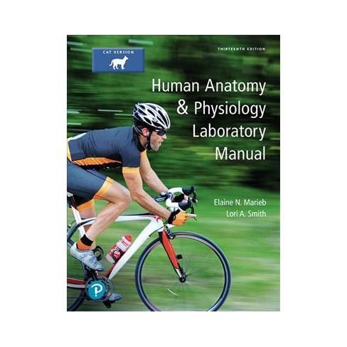 Human Anatomy Physiology Cat Version Paperback Target