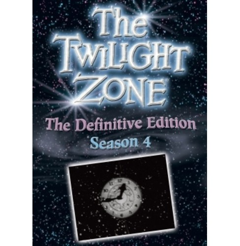 Twilight Zone:Complete Fourth Season (DVD) - image 1 of 1