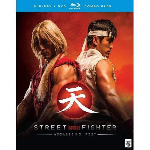 Street Fighter: Assassin's Fist (Blu-ray) - image 1 of 1
