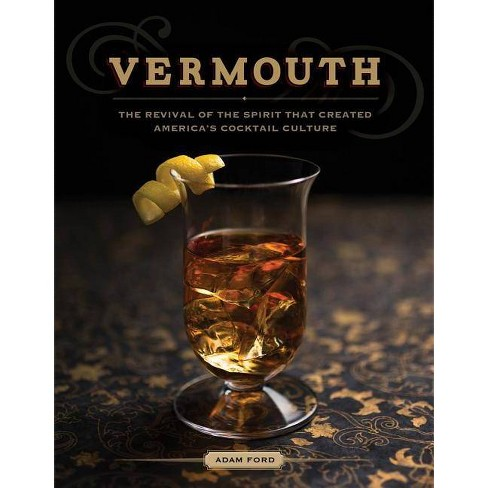 Vermouth - by  Adam Ford (Hardcover) - image 1 of 1