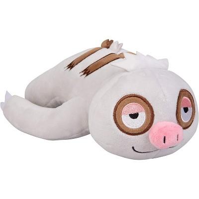 """Jazwares Pokemon Slakoth Plush Stuffed Animal Toy 8"""""""