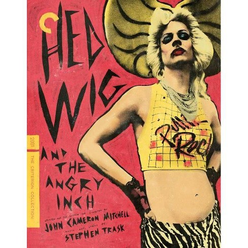 Hedwig And The Angry Inch (Blu-ray) - image 1 of 1