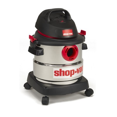 Shop-Vac 5gal 4.5 Peak HP Wet/Dry Vac - Stainless Steel