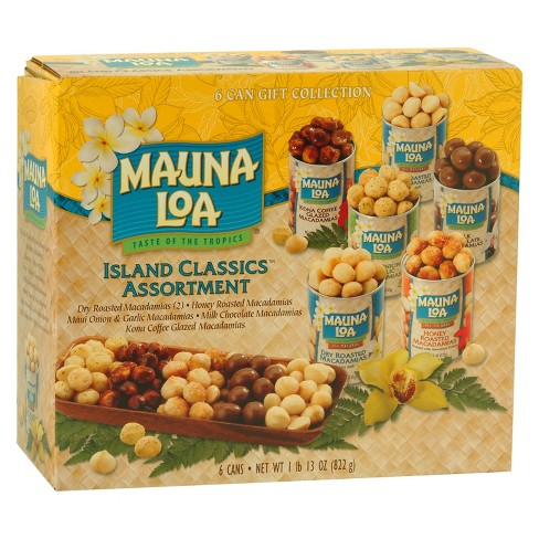 Mauna Loa Island Classic Assortment Gift Set 6ct / 4.83oz - image 1 of 1
