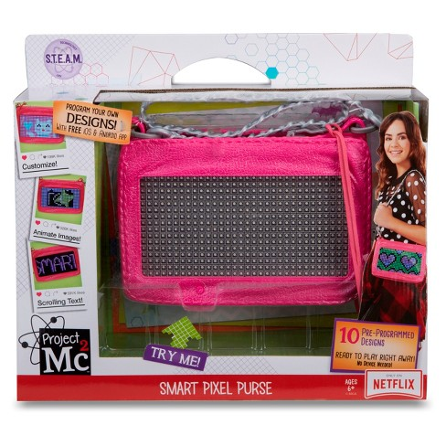 Project Mc2 Pixel Purse - image 1 of 4
