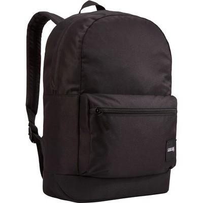 """Case Logic Commence CCAM-1116-BLACK Carrying Case (Backpack) for 16"""" Notebook - Black - Mesh Pocket, 1200D Polyester Base, Polyester"""