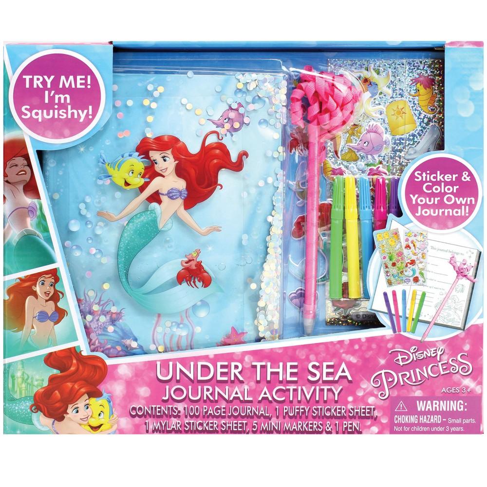 Activity Kits Disney Princess Disney Princess Jelly Journal