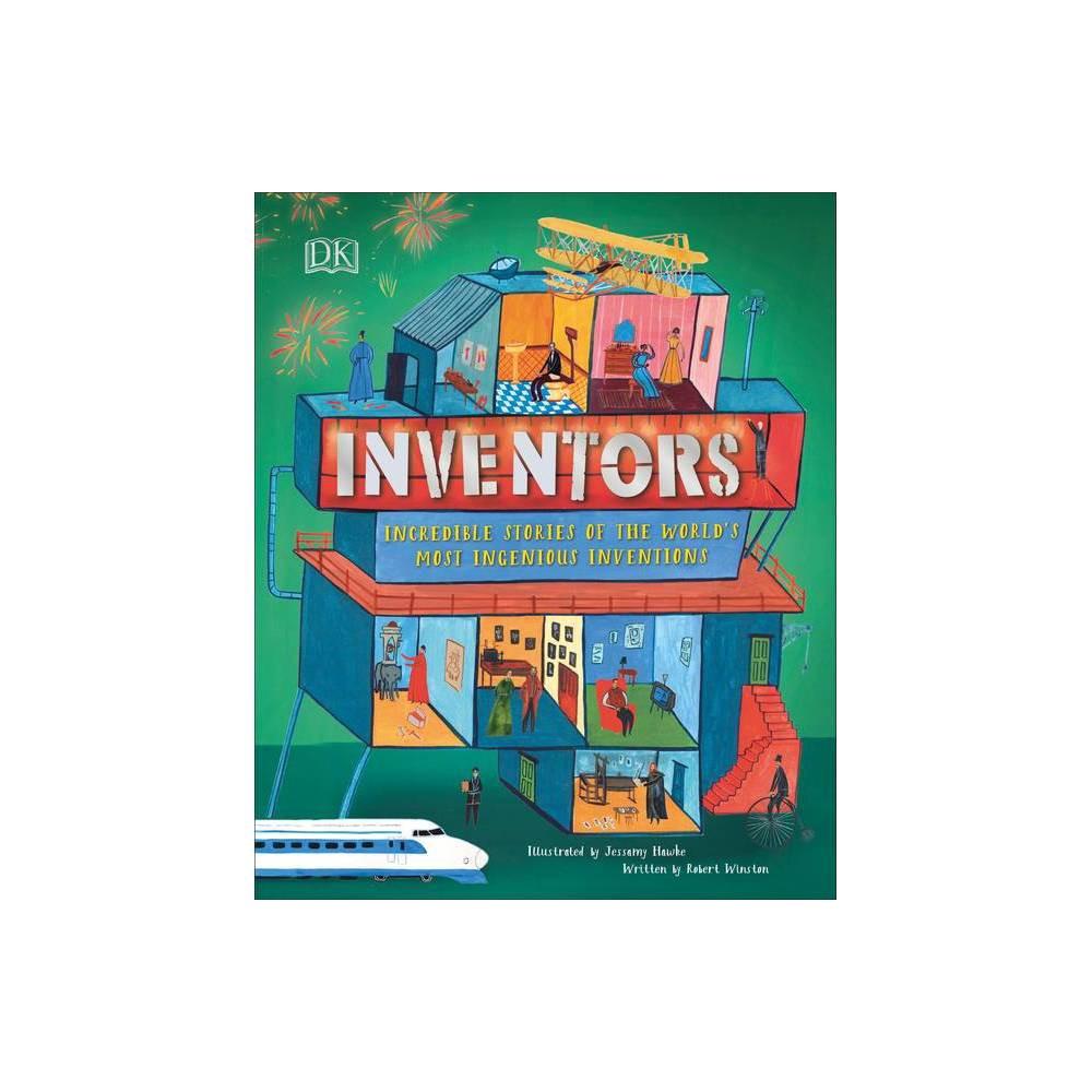 Inventors By Robert Winston Hardcover