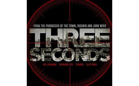 Three Seconds -  MTI by Anders Roslund & Borge  Hellstrom (Paperback) - image 1 of 1