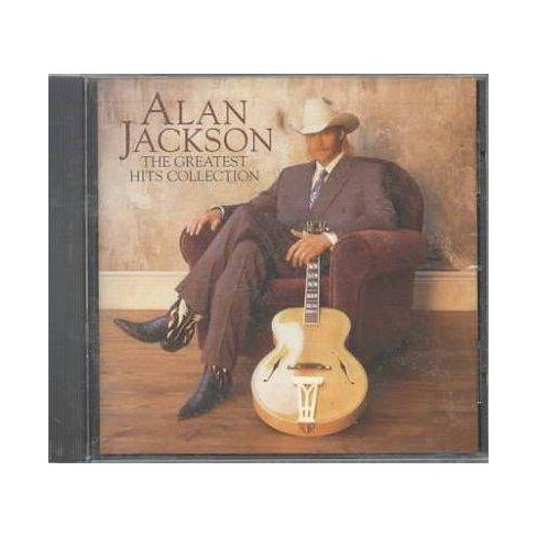 Alan Jackson - The Greatest Hits Collection (CD) - image 1 of 1