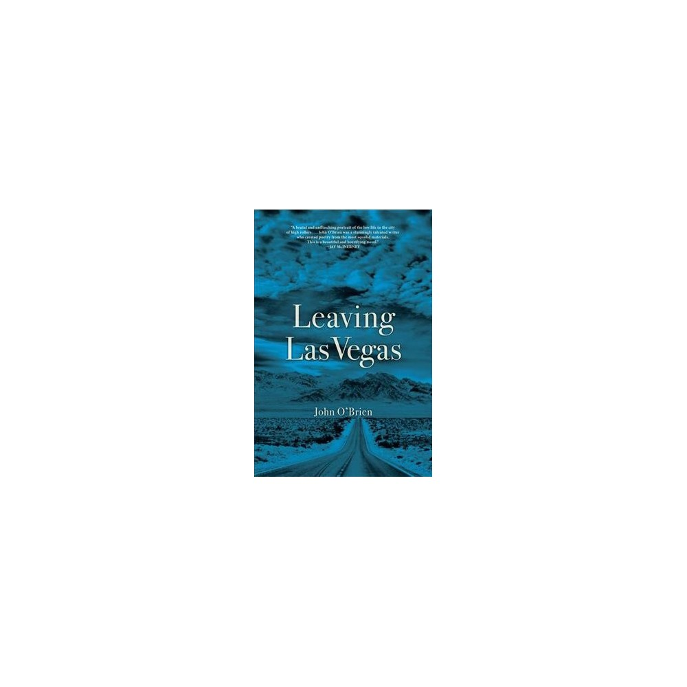 Leaving Las Vegas (Reissue) (Paperback) (John O'Brien)