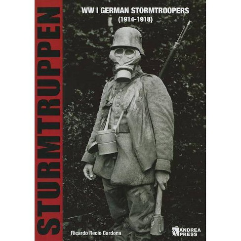 Sturmtruppen - by  Ricardo Recio Cardona (Hardcover) - image 1 of 1