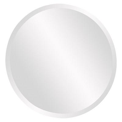 Round Decorative Wall Mirror - Howard Elliott