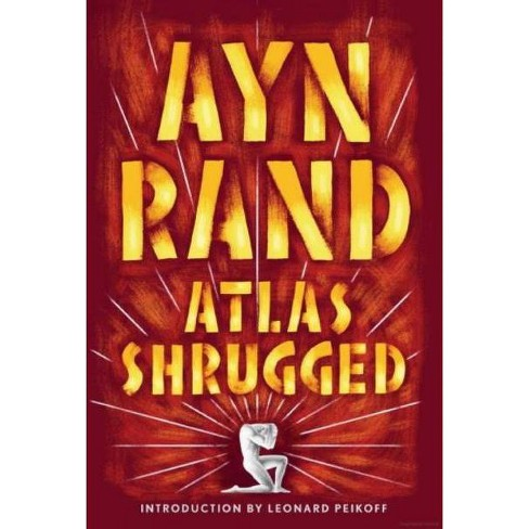 Atlas Shrugged (Anniversary) (Paperback) by Ayn Rand - image 1 of 1