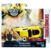 Transformers The Last Knight 1-Step Turbo Changer Bumblebee - image 2 of 3